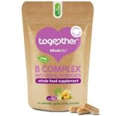 B complex con vitamina C e bioflavonoidi Together, 30 capsule vegetali