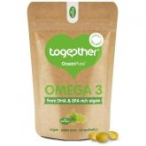 Omega 3 DHA y EPA Together, 30 cápsulas vegetales