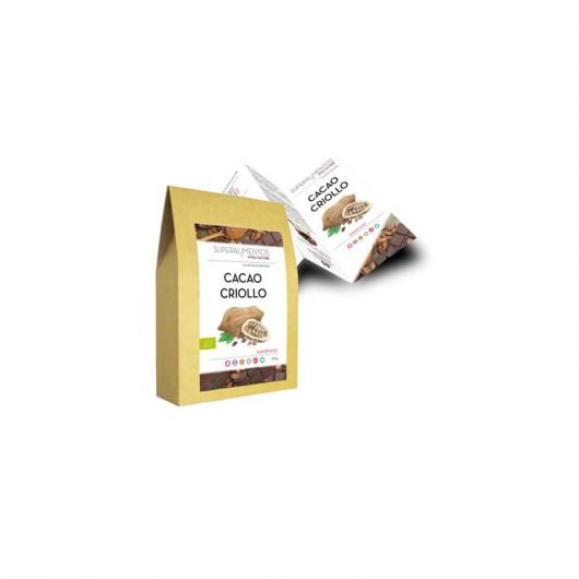 Cacao criollo en polvo ECO Wise Nature, 200 g