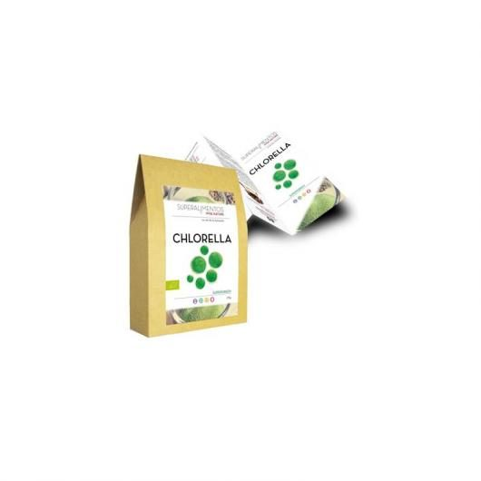 Chlorella en polvo ECO Wise Nature, 125 g