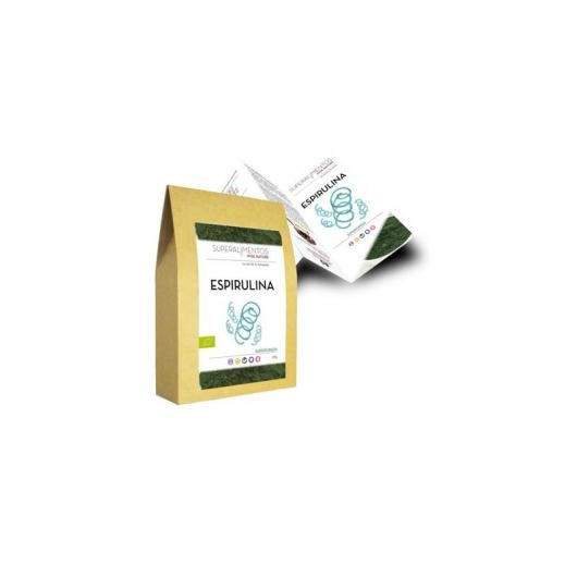 Espirulina en polvo ECO Wise Nature, 125 g