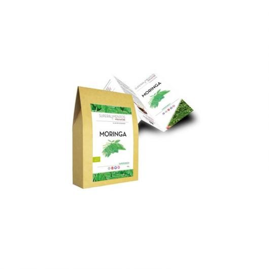 Moringa en polvo ECO Wise Nature, 125 g