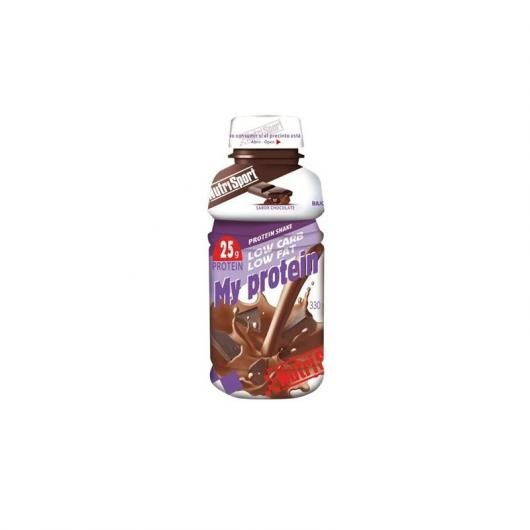 My protein chocolate Nutrisport, 330 ml