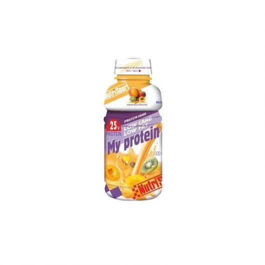 My Protein multifruta Nutrisport, 330 ml