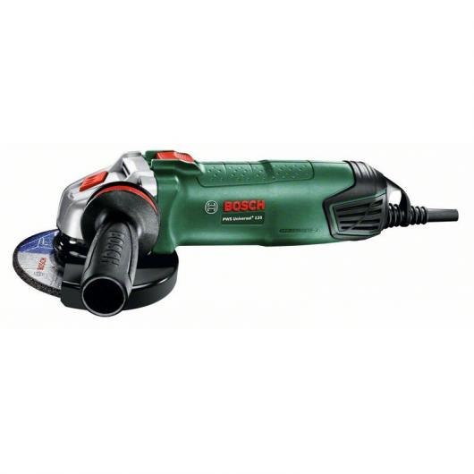 Rectifieuse Bosch PWS Universal+ 850 W 125 mm