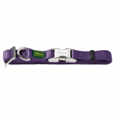Collar Alu-Strong violeta