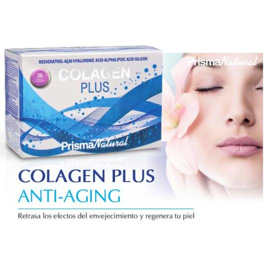 Colagen plus anti-aging Prisma Natural, 30 sobres