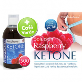 Solución raspberry ketone Prisma Natural, 500 ml