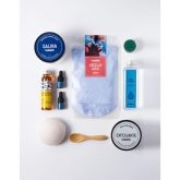 DIY Salina Kit Facial Detox, Balalah