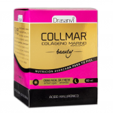 Crema facial Collmar Beauty colágeno y  ácido hialurónico , 60 ml