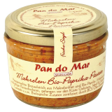 Paté de caballa con pimientos Pan do mar, 140 ml