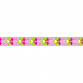 Washi Tape Flamends roses 15 mm x 10 m