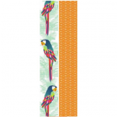 Washi tape jungle loro 15 mm x 5 m