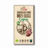 Chocolate negro 86% SOLÉ 100g