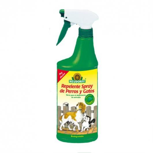 Repelente spray perros y gatos, 500ml