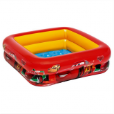 Piscina cars play box