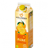 Jus d'orange éco Hoellinger 1 L