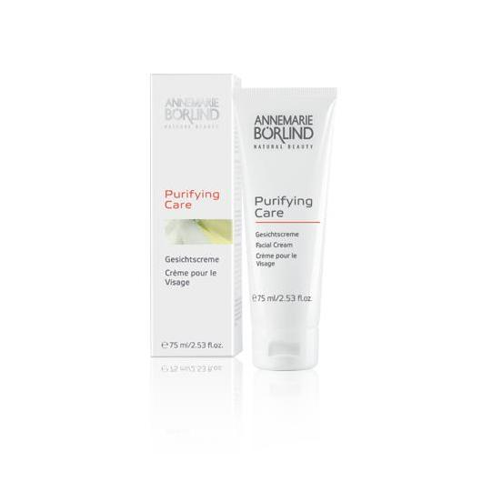 Purifying crema facial AnneMarie Börlind, 75 ml