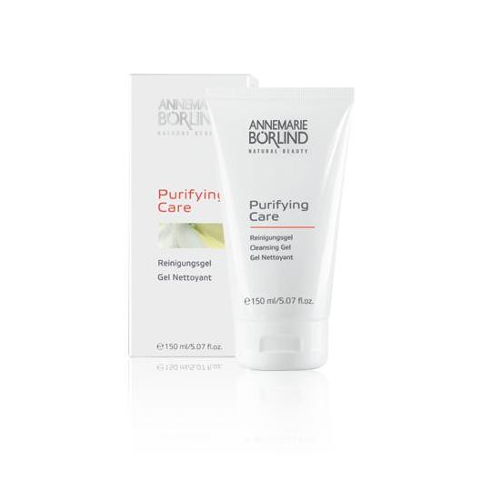 Purifying gel limpiador AnneMarie Börlind, 150 ml