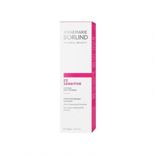 ZZ Sensitive Suave Emulsión Limpiadora Anne Marie Borlind, 150 ML