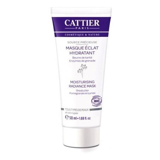 Mascarilla Luminosidad Hidratante Cattier, 50ml