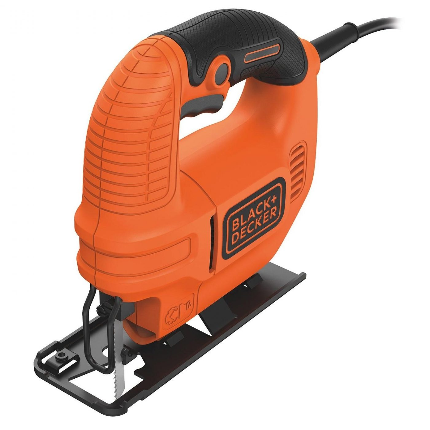 Sierra de calar Black and Decker KS501-QS 400 W
