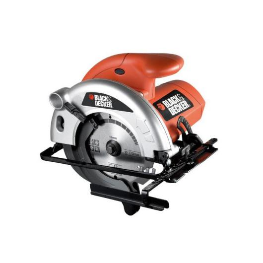 Sierra circular Black&Decker 1100W 55mm y ø170mm