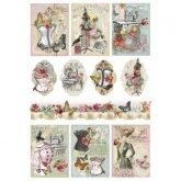 Papel arroz decoupage atellier du couture