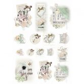 Papel arroz decoupage love