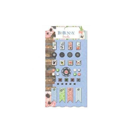 Butterfly kisses brasds/broches Bobunny