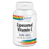 Liposomal Vit. C 500 mg Solaray, 100 caps