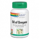Oil oregan 150 mg Solaray, 60 perlas