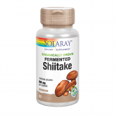 Shiitake 500 mg Solaray, 60 caps