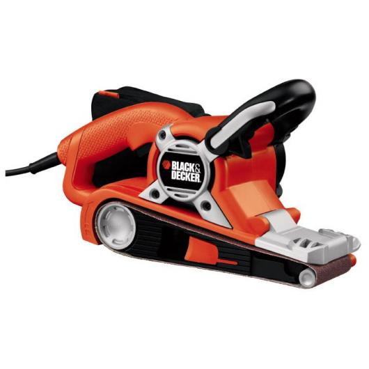 Ponceuse à bande 720 W Black & Decker