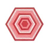 Set 10 troqueles Hexagons Framelits Sizzix
