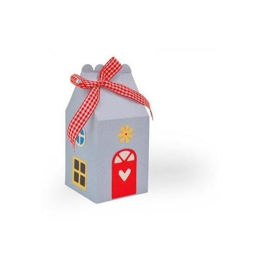 Set 8 troqueles My little house Thinlits Sizzix