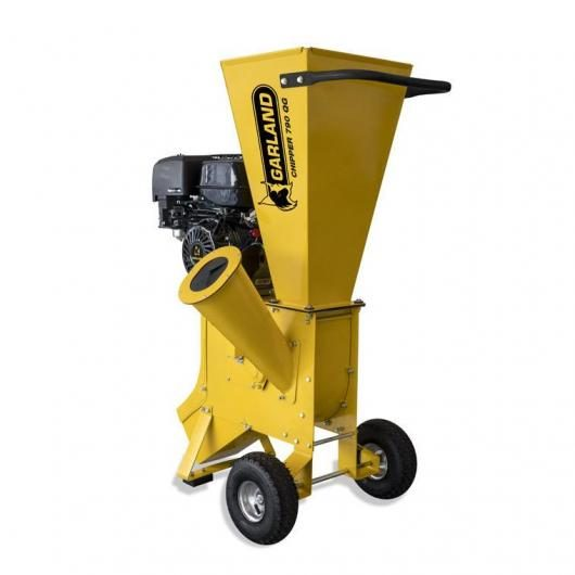 Biotrituradora a gasolina Garland Chipper 790 G
