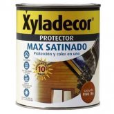 Protector Max satinado nogal Xyladecor