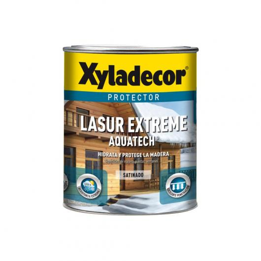Protector Xyladecor Lasur Extreme Aquatech Pino
