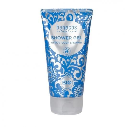 Gel douche bio Benecos, 150 ml