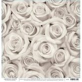 Papel Large Roses-12 AC
