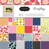 Set de papel de scrapbooking Everyday Peebles AC