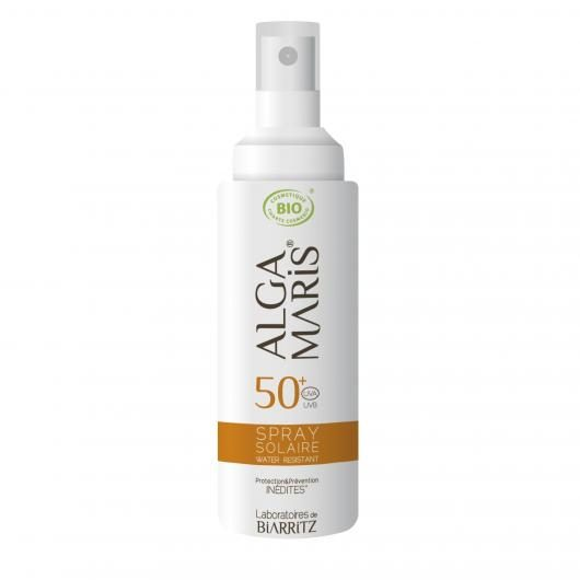 Spray protector cara e corpo SPF 50 Alga Maris, 125 ml