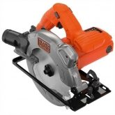 Sierra circular Black&Decker 1250W 66mm CS1250LA-QS