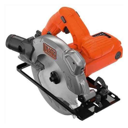 Sierra circular Black+Decker 1250W 66mm CS1250LA-QS