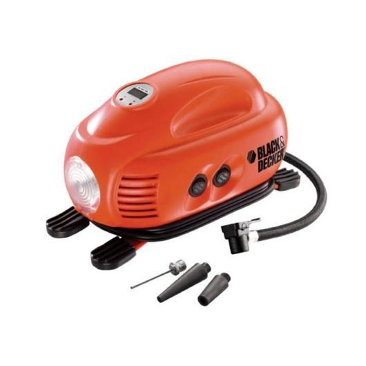 Inflador / compresor Black & Decker ASI200 120psi
