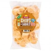 Bio Chips de Garbanzos, Biogra