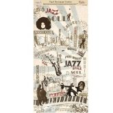 Papel decoupage jazz and soul Dayka