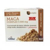 Maca complex Nature Essential 3000 mg, 60 cápsulas