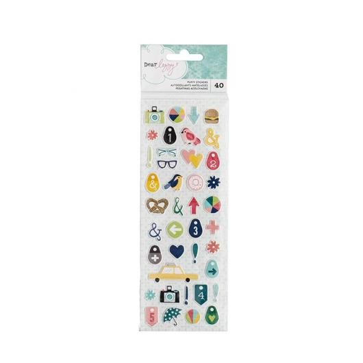 Stickers High Five We R Memory Keepers AC